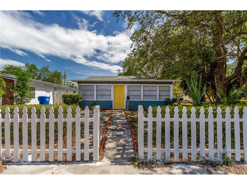 4442 4TH AVENUE S, ST PETERSBURG, FL 33711