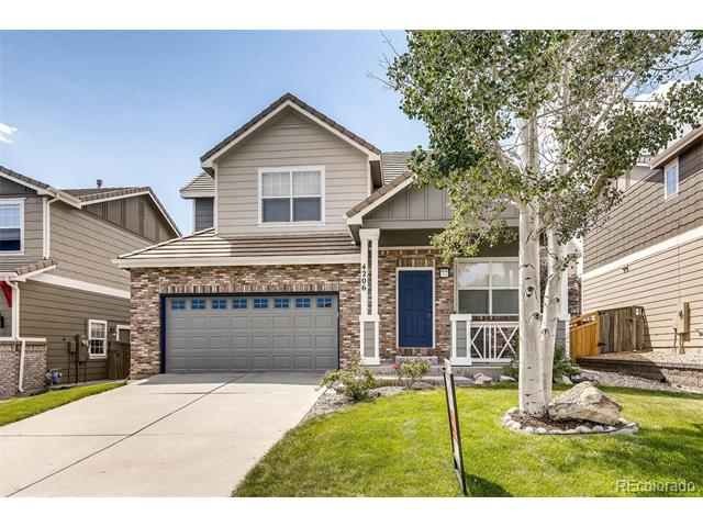 4206 Miners Candle Drive, Castle Rock, CO 80109