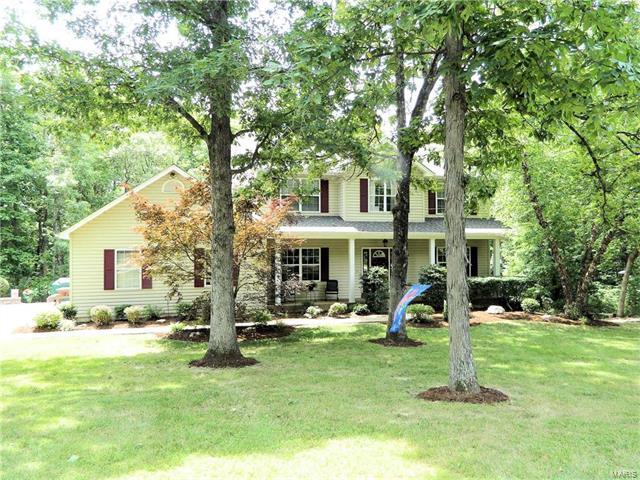 850 Foristell Woods Drive, Foristell, MO 63348