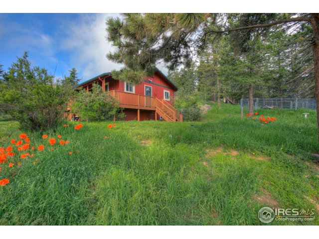 15506 Rist Canyon Rd, Bellvue, CO 80512