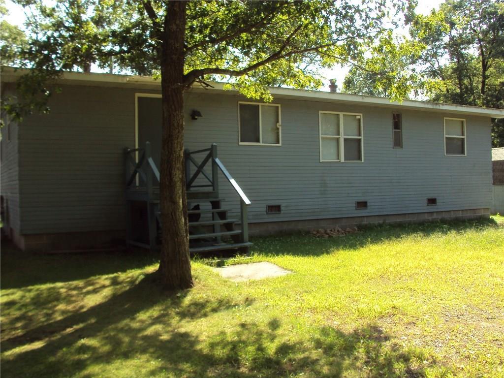 W 711 N Beaver Lake Road, Hayward, WI 54843