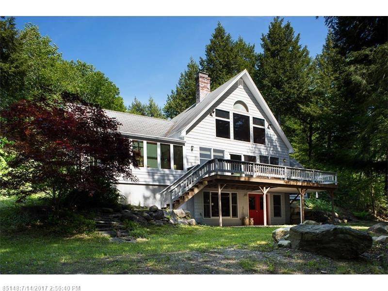 8 Smalley Cove RD , Nobleboro, ME 04555