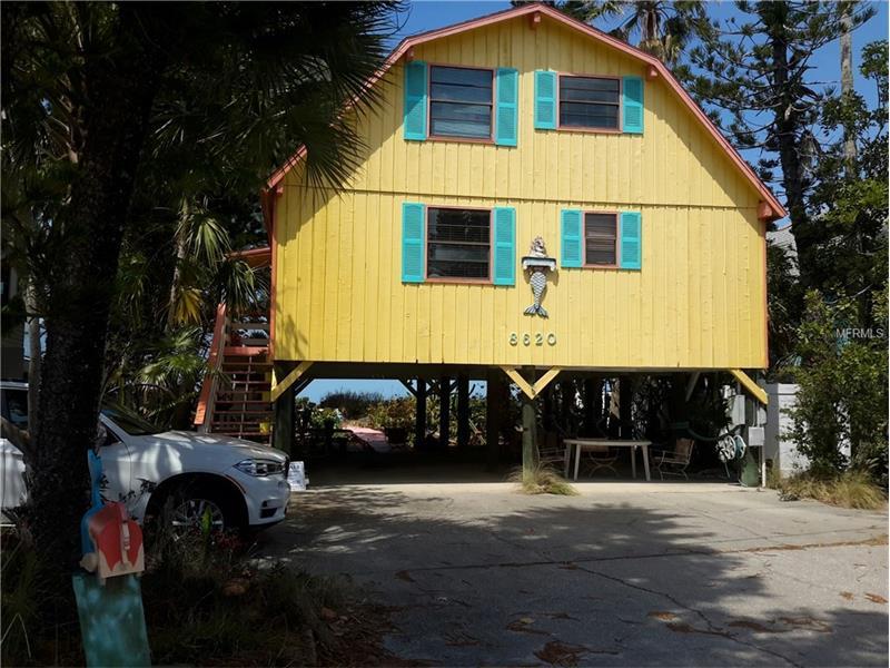 8620 W GULF BOULEVARD, TREASURE ISLAND, FL 33706