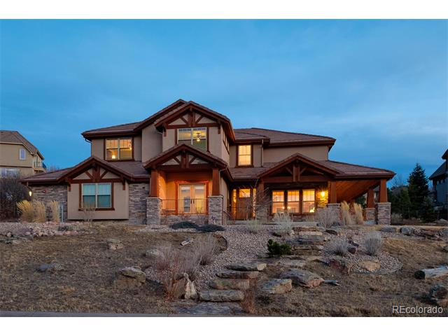 12810 Horizon Trail, Castle Pines, CO 80108