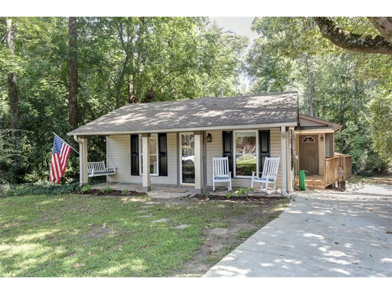 1851 NW Volberg Street, Atlanta, GA 30318
