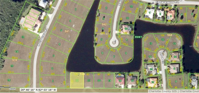 23926 VINCENT AVENUE, PUNTA GORDA, FL 33955