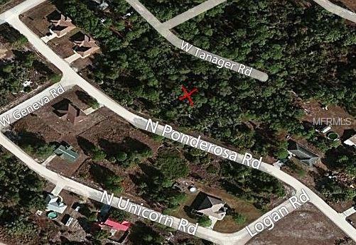 2290 N PONDEROSA ROAD, AVON PARK, FL 33825