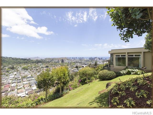 1336 Alewa Drive, Honolulu, HI 96817
