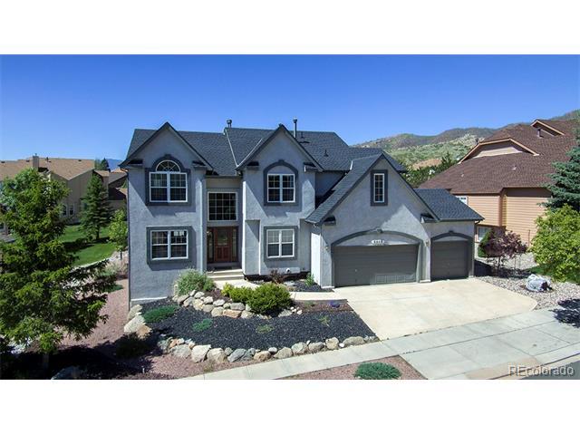 2345 Vanreen Drive, Colorado Springs, CO 80919