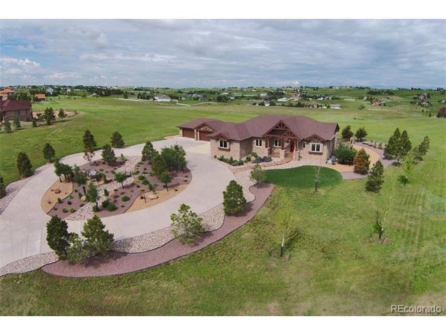610 N Pines Trail, Parker, CO 80138