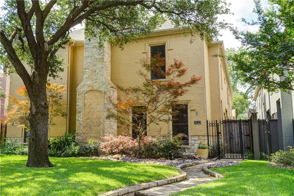 3429 Binkley, University Park, TX 75205