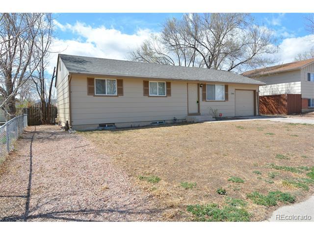 2606 San Marcos Drive, Colorado Springs, CO 80910