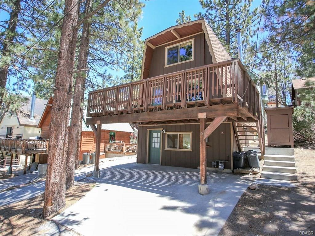 693 Berkley Lane, Big Bear Lake, CA 92315