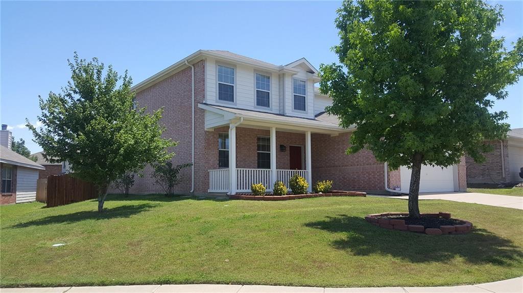 1509 Heron Drive, Aubrey, TX 76227