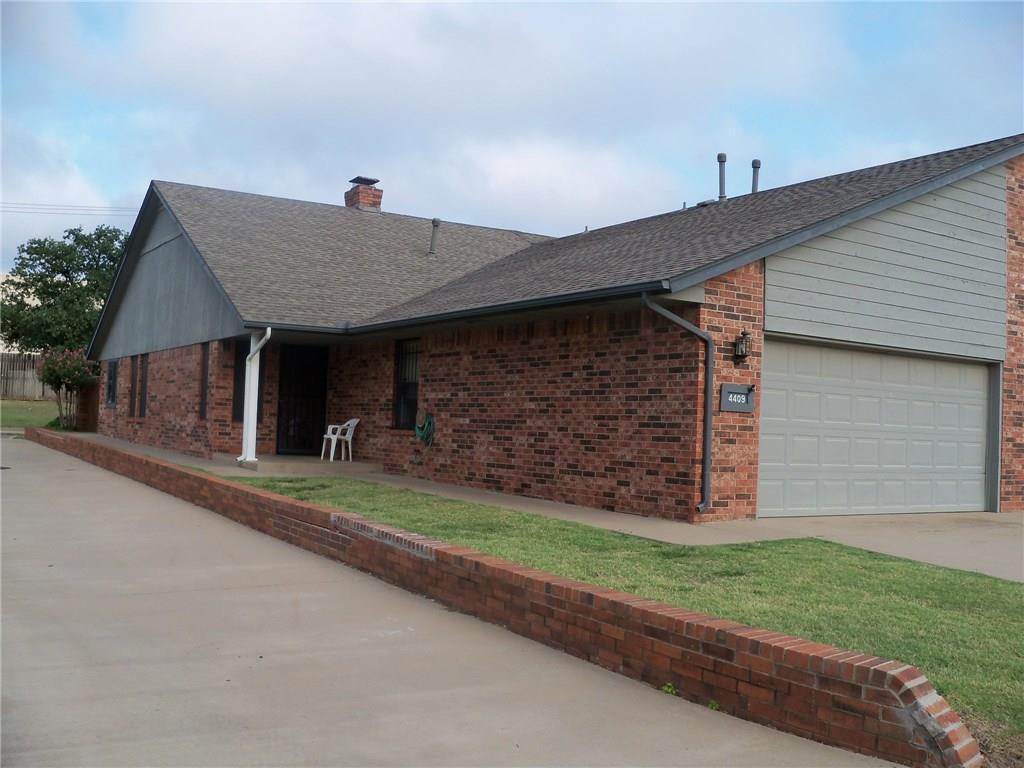 4409 S Olie Avenue, Oklahoma City, OK 73109