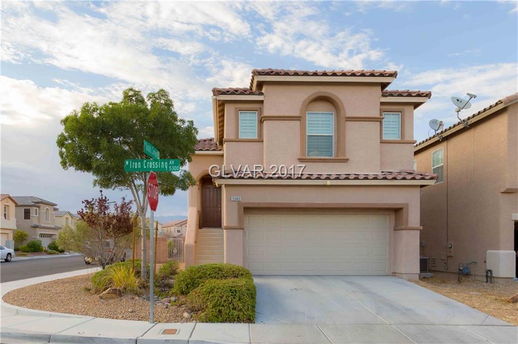5340 IRON CROSSING Avenue, Las Vegas, NV 89131