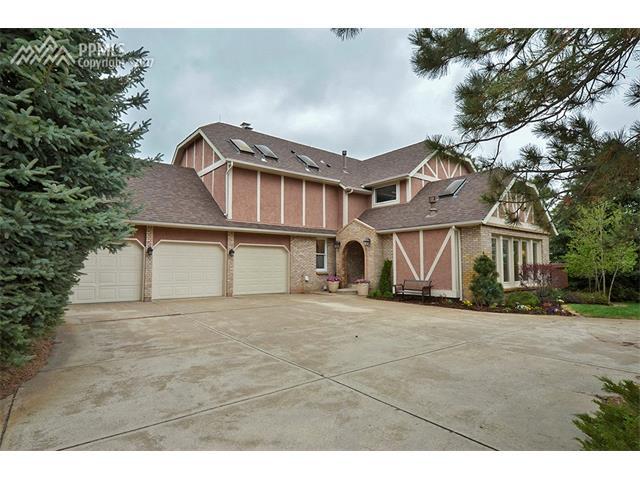 14595 Sun Hills Drive, Colorado Springs, CO 80921