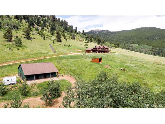 34741 Golden Gate Canyon Road, Golden, CO 80403