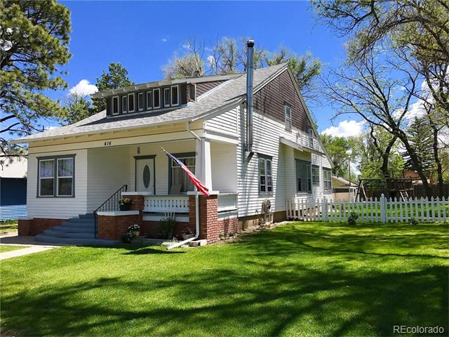 416 Pueblo Avenue, Simla, CO 80835