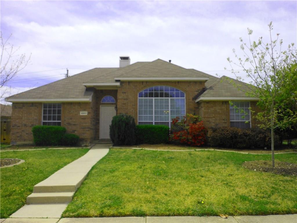 10817 Red Cedar Drive, Frisco, TX 75035