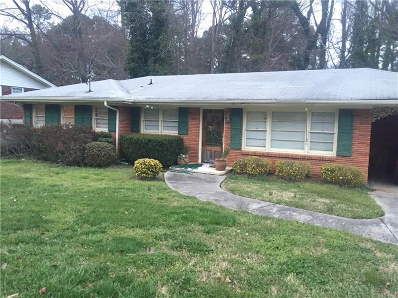 3537 SW Ingledale Drive, Atlanta, GA 30331