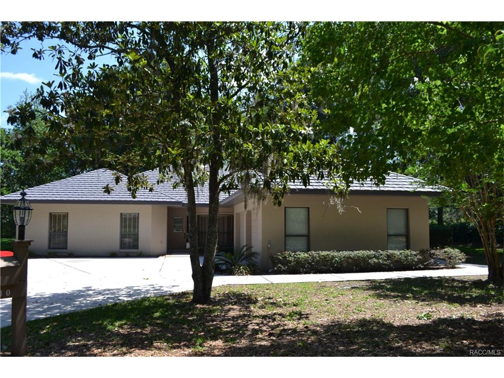 2930 W Plantation Pines Court, Lecanto, FL 34461