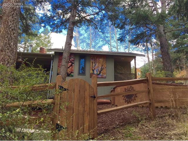 9695 Mountain Road, Cascade, CO 80809