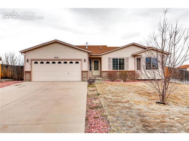 7834 Hidden Pine Drive, Colorado Springs, CO 80925