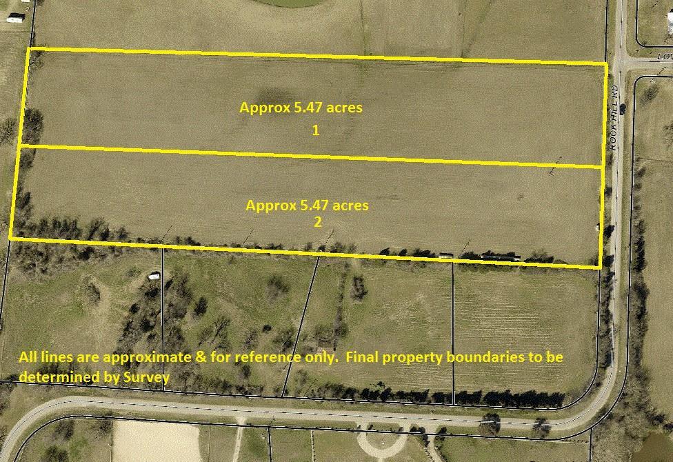 Lot 2 Rock Hill, Aubrey, TX 76227
