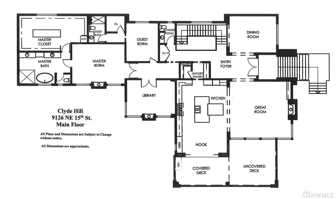 9126 NE 15th St, Bellevue, WA 98004