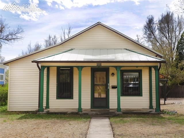 603 E San Miguel Street, Colorado Springs, CO 80903