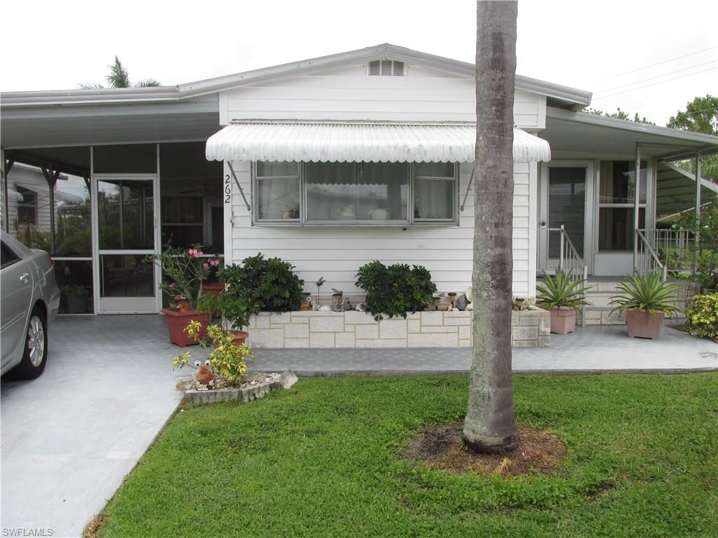262 Yorkshire AVE, FORT MYERS, FL 33908