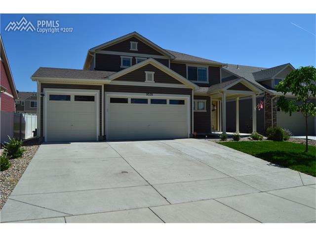 9335 Castle Oaks Drive, Fountain, CO 80817