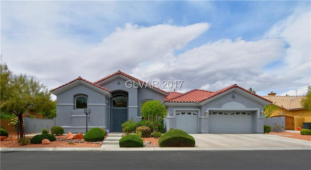 2213 PASEO Court, Las Vegas, NV 89117