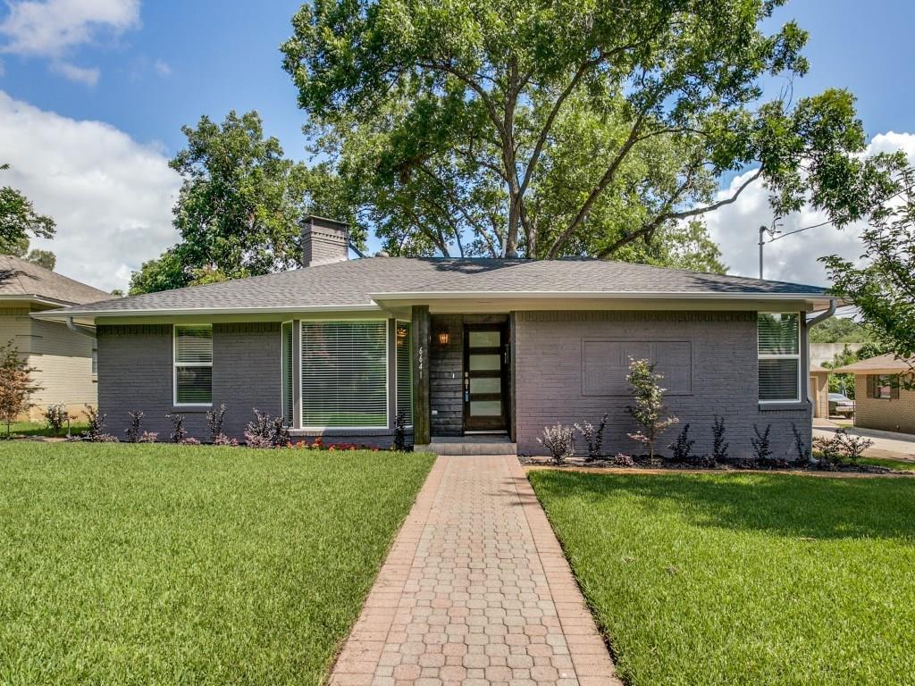 6641 Patrick Drive, Dallas, TX 75214