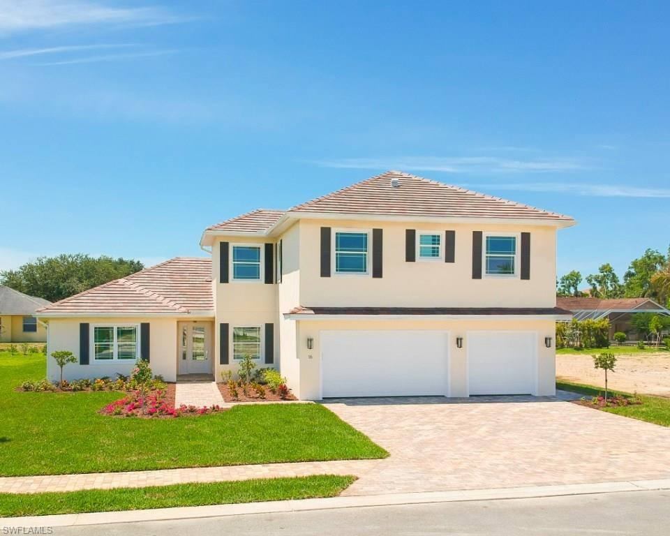 20 Willoughby DR, NAPLES, FL 34110