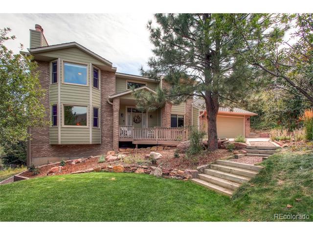 7225 Big Valley Court, Colorado Springs, CO 80919