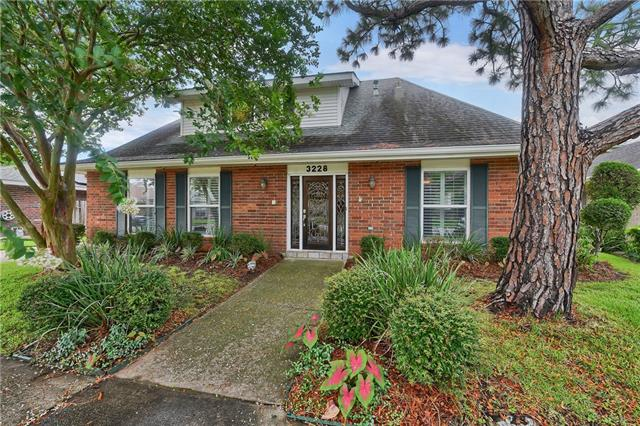 3228 LAKE TRAIL Drive, Metairie, LA 70003
