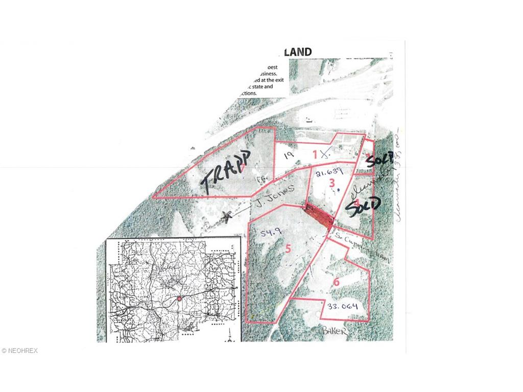 Lot #3 Wintergreen Rd, Lore City, OH 43755