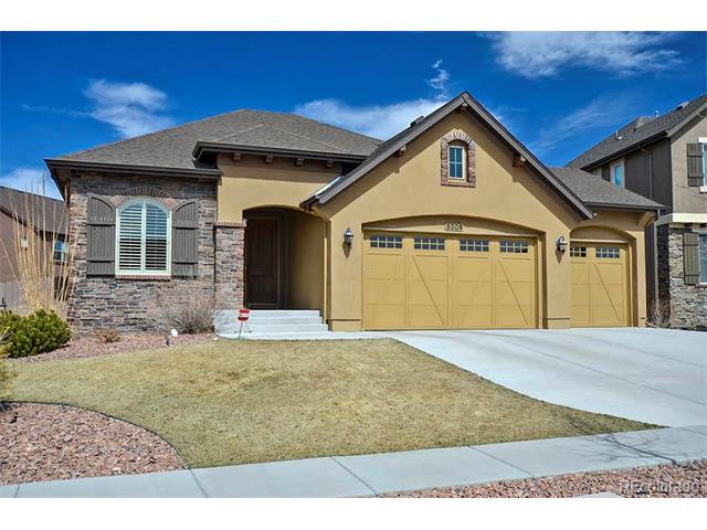 5206 Chimney Gulch Way, Colorado Springs, CO 80924
