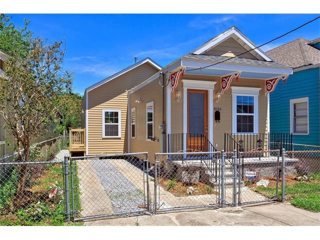 1526 MONROE Street, New Orleans, LA 70118
