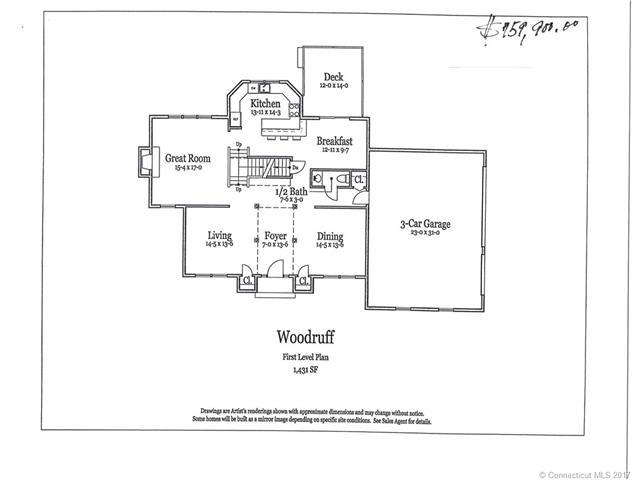 50 Skyview Rd, Orange, CT 06477