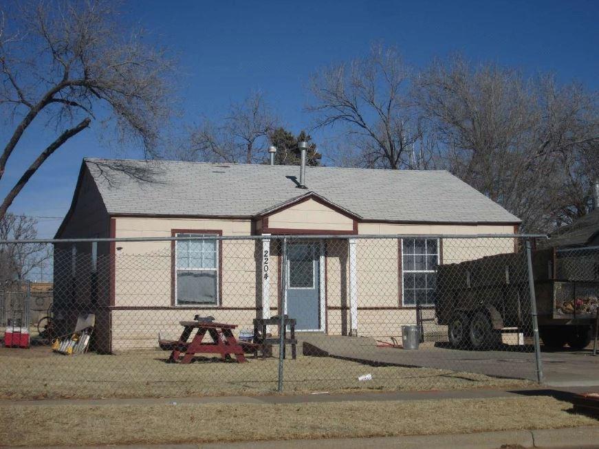 2204 1st Street, Lubbock, TX 79415