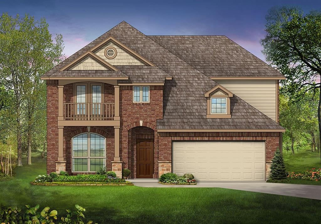 112 Griffith Court, Euless, TX 76039