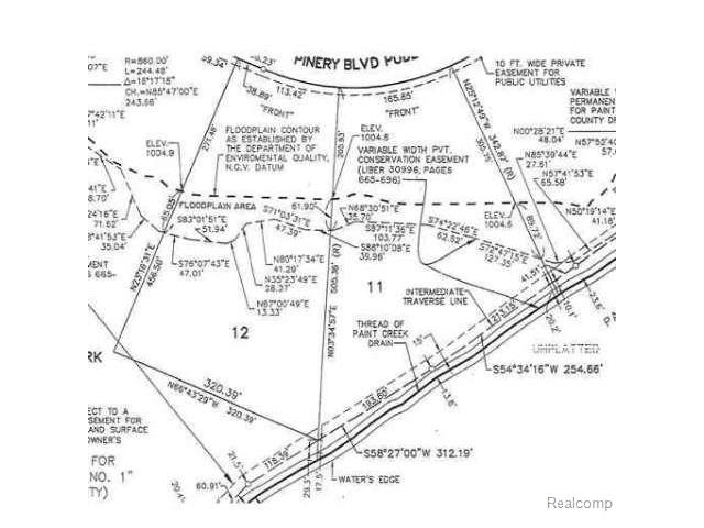 775 Pinery Blvd., ORION TWP, MI 48362