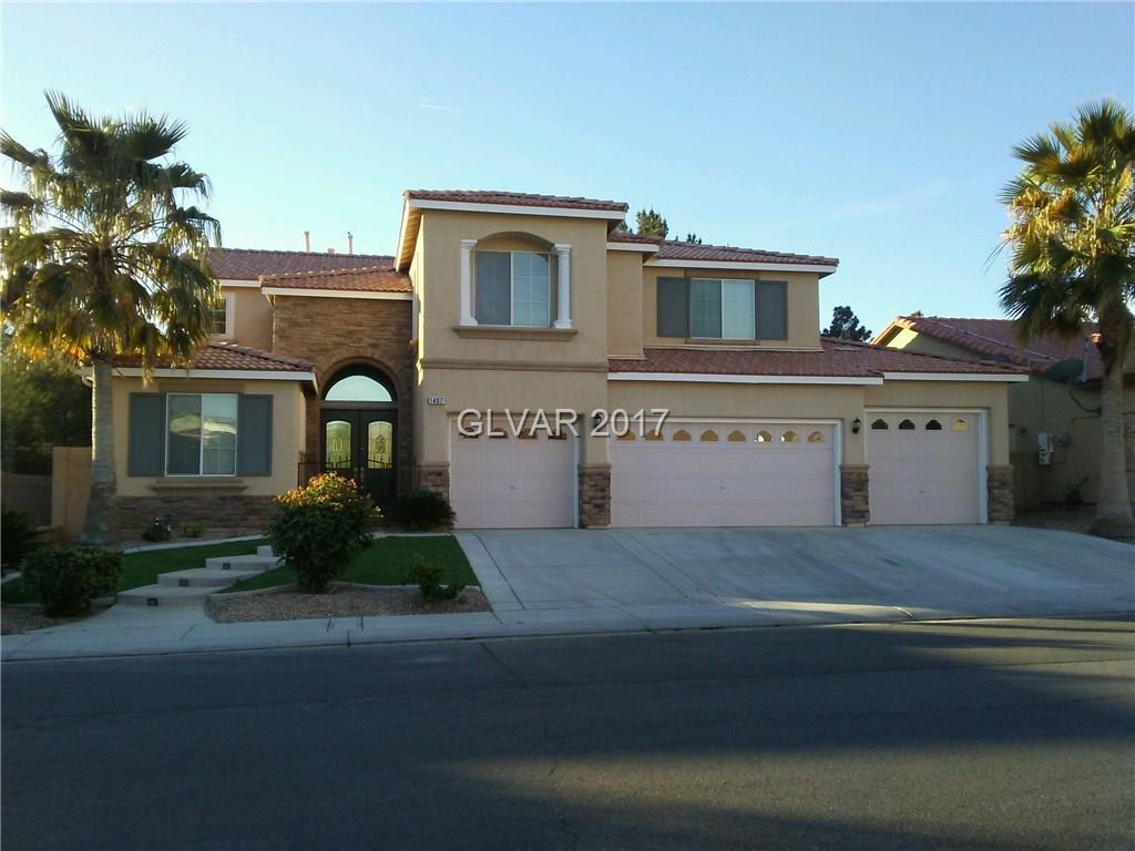 1407 SILENT SUNSET Avenue, North Las Vegas, NV 89084