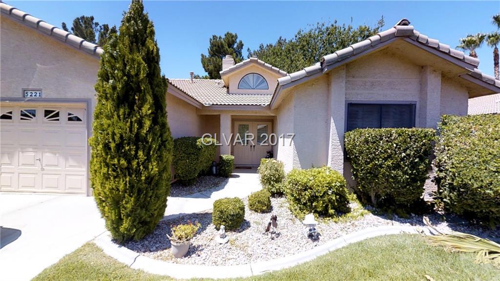 5221 LAS CRUCES Drive, Las Vegas, NV 89130