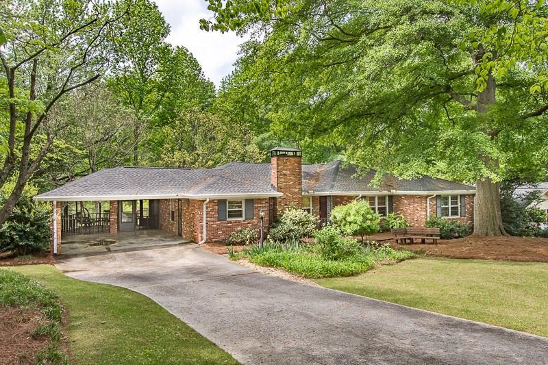 1778 NE Alderbrook Road, Atlanta, GA 30345
