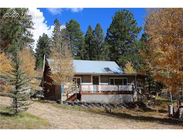 6105 Cedar Mountain Road, Divide, CO 80814
