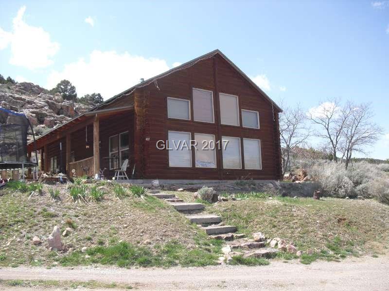 465 McCannon St., Pioche, NV 89043